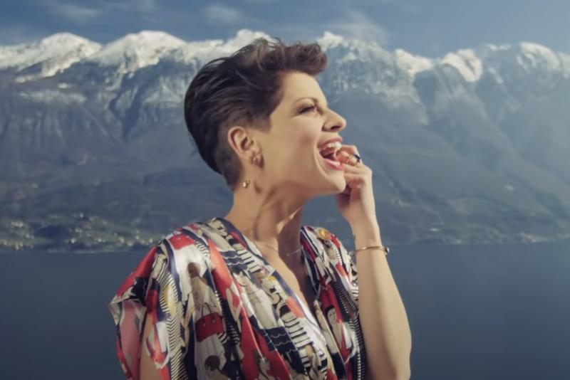 Alessandra Amoroso – Comunque Andare